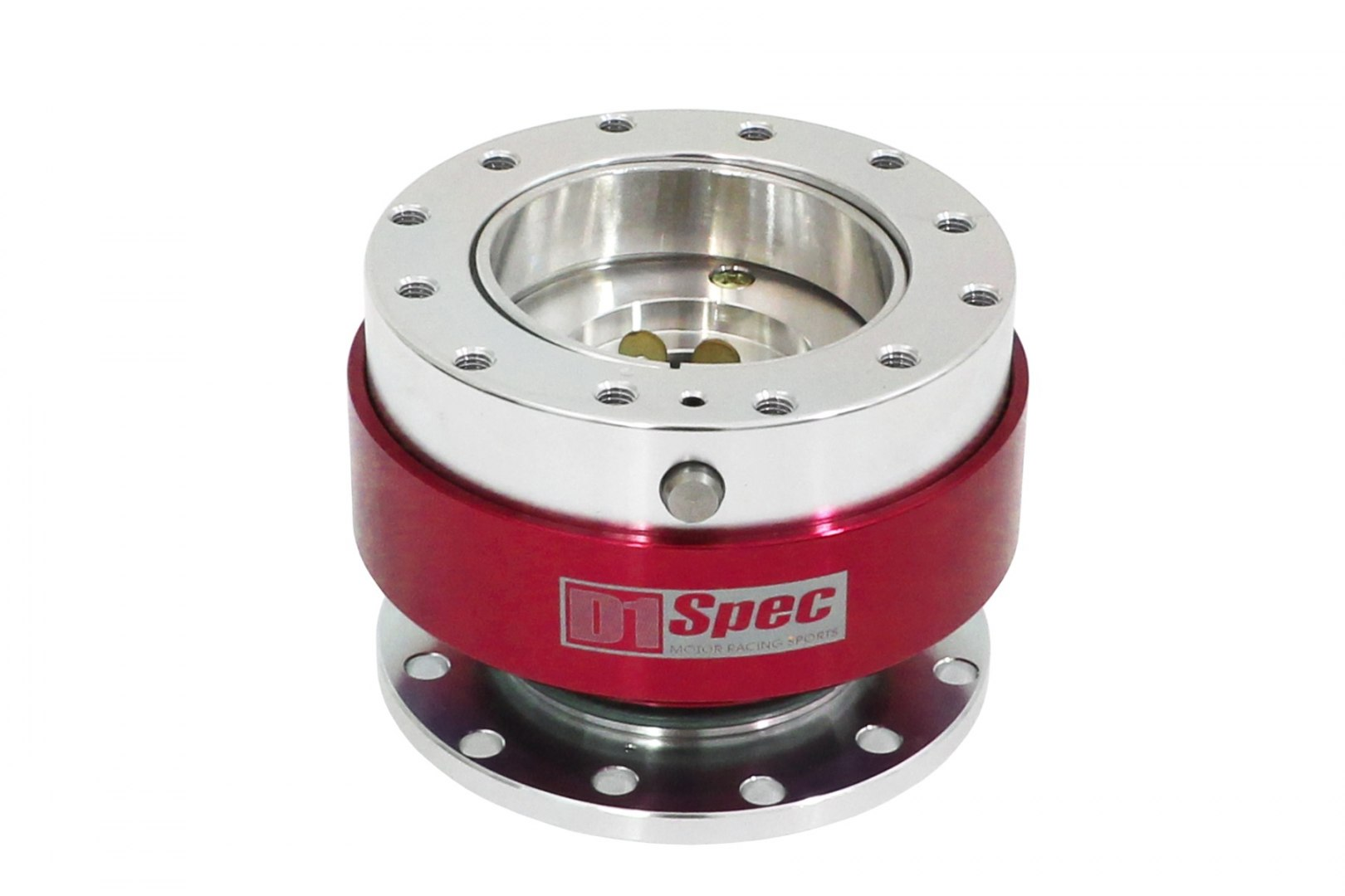 Naba Quick release D1SPEC Red - GRUBYGARAGE - Sklep Tuningowy